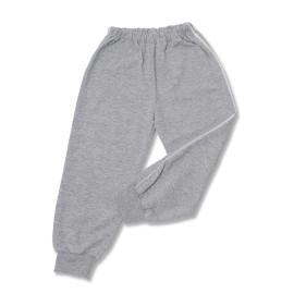 Pantalon trening copii gri melange