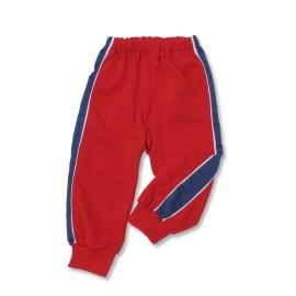 Pantalon trening bebe rosu