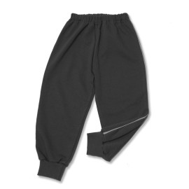 Pantalon trening copii gri antracit