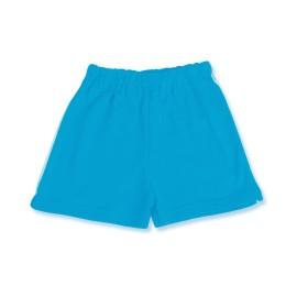 Pantaloni scurti turquoise pentru copii