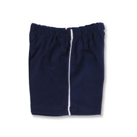 Pantaloni scurti bleu-marine pentru copii