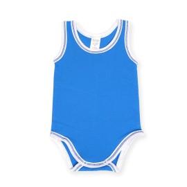 Body bebe maieu albastru
