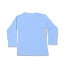 Bluza bleu pentru copii