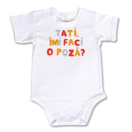 Body bebe personalizat cu textul tau