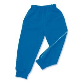 Pantalon trening copii turquoise - EDITIE LIMITATA