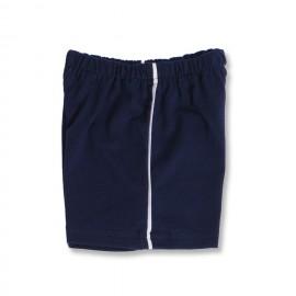 Pantaloni scurti bleu-marine pentru bebe
