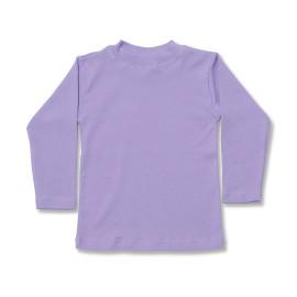 Bluza lila pentru copii