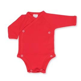 Body bebe rosu petrecut