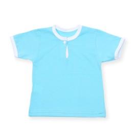 Tricou bleu pentru bebe