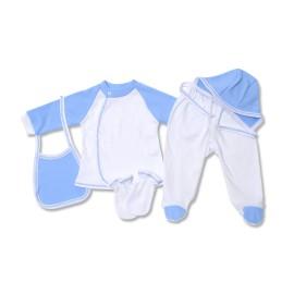 Costumas Zibin bleu
