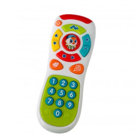 jucarie telecomanda muzicala Hola Toys