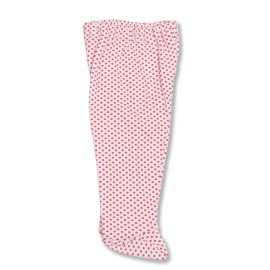Pantalonas cu botosei si buline rosii