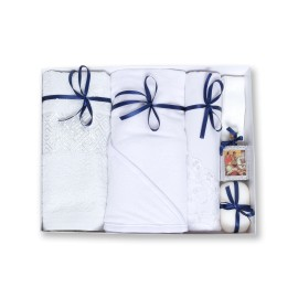 Trusou bleumarine pentru botez
