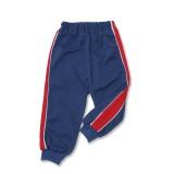 Pantalon trening bebe albastru denim