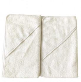 Set 2 prosoape albe