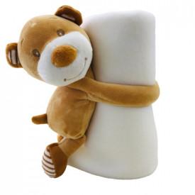 Paturica ivoire cu ursulet