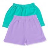 Set pantaloni scurti pastel - pentru copii mai maricei!