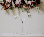 Set cupe martini Fun H 33-45 cm