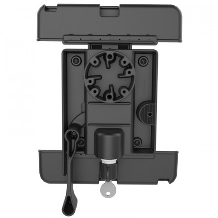 """RAM® Tab-Lock™ ZÁRHATÓ univerzális bölcső, védőtokba helyezett 10""""-os tabletekhez (Samsung Galaxy Tab A 10,1 illetve Tab S 10,5-hez)"""