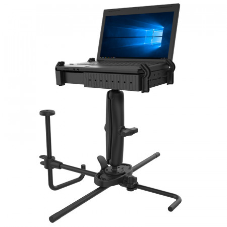 RAM Seat-Mate™ ülésre szerelhető univerzális laptoptartó rendszer