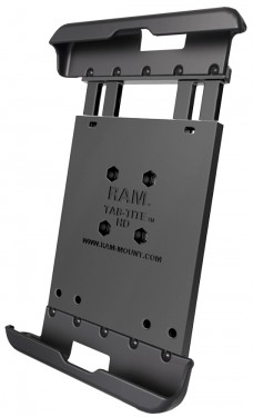 """RAM Tab-Tite™ Univerzális rugós bölcső nagyon erős védőtokban lévő 7-8"""" tabletekhez"""