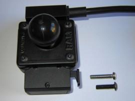 Rögzítő talp Garmin, TomTom és Wayteq Rider/xRider GPS-ekhez
