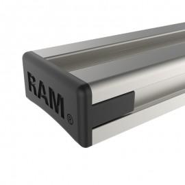 "RAM® Tough-Track™ alumínium moduláris sín(rendszer), 17"""