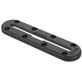 RAM® Tough-Track™ felső betöltéses sín, kompozit, 18 cm-es