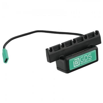RAM GDS® dokkoló bázis Tab-Tite™ és Tab-Lock™ rendszerekhez USB Type-C