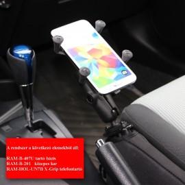"""Autó ülés mellé ékelődő tartó 1""""-os golyóval (Seat Tough-Wedge)"""