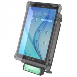 RAM GDS™ Technológiájú dokkoló Samsung Galaxy Tab E 8.0 tablethez