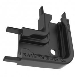 RAM Tough-Track™ 90 fokos sarok-betöltő csatlakozó alumínium sínrendszerhez