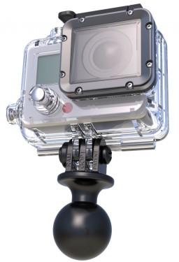 GOPRO kamera rögzítő adapter