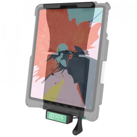 """RAM GDS™ Technológiájú ZÁRHATÓ dokkoló Apple iPad Pro 12.9"""" 4-ik generációjú tabletekhez"""