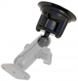 Vákuumos rögzítő talp üvegre vagy sík felületre