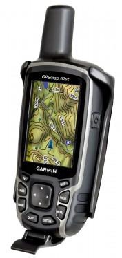 GPS tartó Garmin Astro 320, valamint GPSMAP 62 és GPSMAP 64 sorozathoz