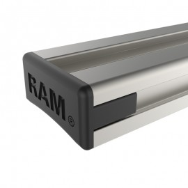 "RAM® Tough-Track™ alumínium moduláris sín(rendszer), 3"""