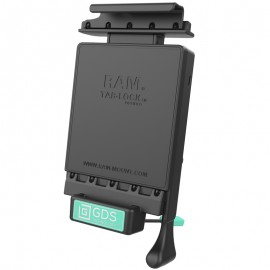 """RAM GDS™ Technológiájú ZÁRHATÓ dokkoló Samsung Galaxy Tab 4 10.1""""-os tablethez"""