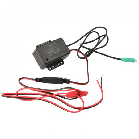 GDS® stabilizált fixen telepíthető töltő, USB Type-C csatlakozóval