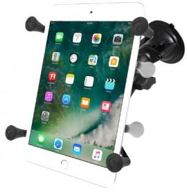 """Komplett 7-8""""-os tablet tartó szett vákuumos rögzítő talppal (X-Grip)"""