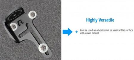 RAM® Pod HD™  univerzális, fúrás nélkül beszerelhető tartó állvány
