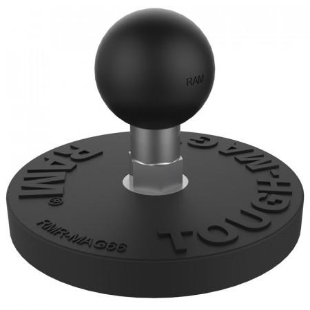 RAM® Tough-Mag™ 66 mm átmérőjű mágneses bázis