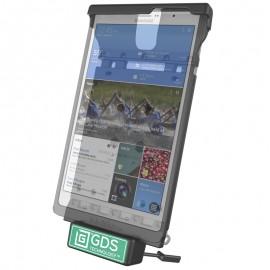 RAM GDS™ Technológiájú dokkoló Samsung Galaxy Tab S 8.4 tablethez