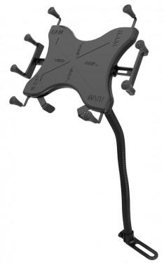 """Komplett 10""""-os tablet tartó szett padlóra szerelhető állvánnyal (X-Grip)"""
