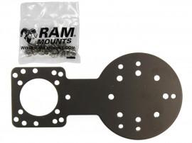 RAM dupla adapterlap