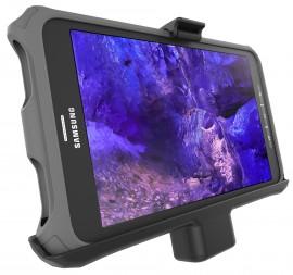 RAM tartó bölcső Samsung Galaxy Tab® Active2 és Active 8.0-hoz, menet közbeni töltéssel