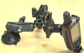 """Tripla golyós adapter 1""""-os golyókkal"""