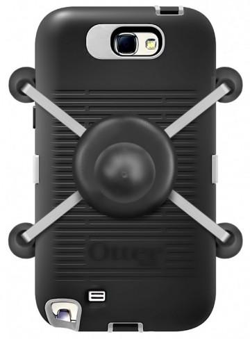 Komplett telefon tartó szett gyors-szorítós bázissal Xtra nagy telefonhoz