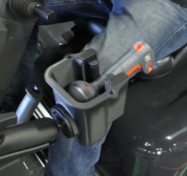 Power-Grip™ univerzális szkenner tartó
