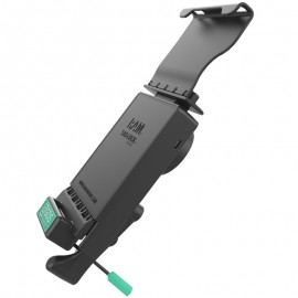 RAM GDS™ Technológiájú ZÁRHATÓ dokkoló Samsung Galaxy Tab A 10.1 és Tab A 10.1 S Pen tabletekhez